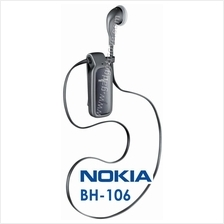 100% Original Nokia BH-106 Bluetooth Headset Earphone