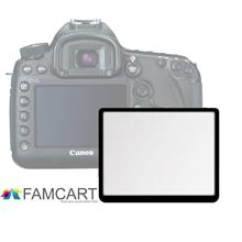 LCD Optical Glass Screen Protector for Canon EOS 450/500D