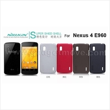 NillKin Back shell Case LG Nexus 4 E960 Back Cover Case TPU SGP