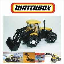 1:64 Matchbox New Holland TV6070 Bidirectional with Loader
