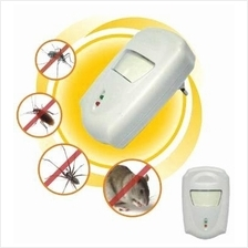 PEST OFFENSE Electromagnetic Mosquito Mouse Repellent Repeller