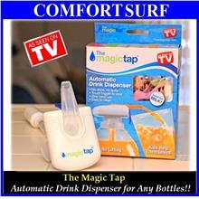 Offer! Only RM23! Magic Tap Automatic Drink Dispenser For Any Bottles