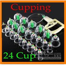 1 set 24 pcs Cupping Set-Paper box