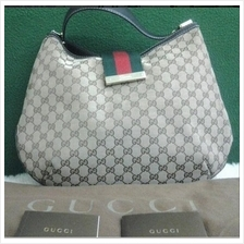 Authentic pre-owned Gucci Hobo@leluxebags