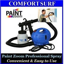 ORIGINAL DIY Paint Zoom Electric 3 Way Spray Gun System + FREE GIFTs