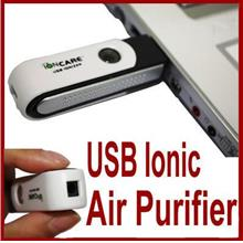1 piece USB Ionic Air Purifier-Ionic Ionizer Fresh Ozone For PC/Laptop