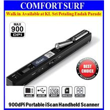 900dPi Portable SkyPix TSN415 Handheld Cordless Color Scanner Printer