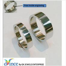 316 stainless steel couple ring (per pair) *#6