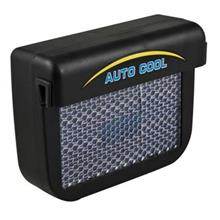 Solar Powered Auto Car Fan Air Ventilation Systems Auto Cool Y619