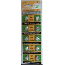 1pcs (10 pieces) AG10/389A/LR1131/LR1130/LR55 Battery