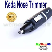 Keda Nose Hair Trimmer/ Ear Hair Trimmer/ Nasal Trimmer/ Nose Trimmer