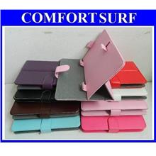 7 inch Universal Quality Flexi Kick Stand Leather Casing Case Android