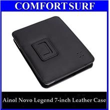 Protective Case Cover wf Stand & Magnetic Closure-Ainol Legend 7 inch