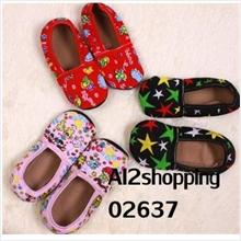 New child protection cotton brushed cotton-padded shoes02637
