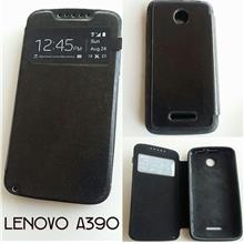 window s view Flip case cover  for lenovo A390