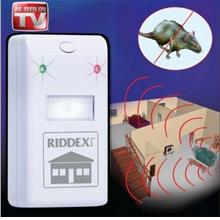 Electronic Magnetic Ultrasonic Riddex Pest Insect Repeller HG941