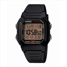 CASIO W-800HG-9AV 100M SPORTS WATCH ☑ORIGINAL☑