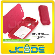 JZZS BENFEER SERIES Flip Case Cover for Samsung Galaxy S3 Mini i8190