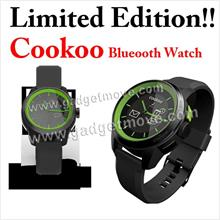 Cookoo Bluetooth smart watch Special Edition Ready Stock Green