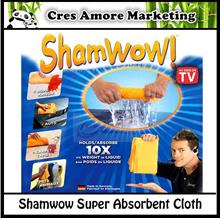 Shamwow super-absorbent cloth