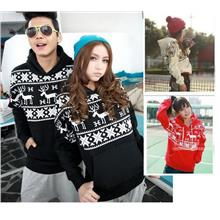 SY1662 Unisex Hoodie Sweater - 3 colors Available