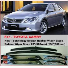 (Promotion)Toyota Camry (TD20+24)New Design Rubber Wiper Blade