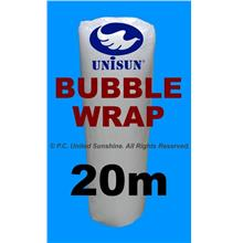 CNY PROMO GRADE A BUBBLE WRAP Single Layer 1m x 20m Packing
