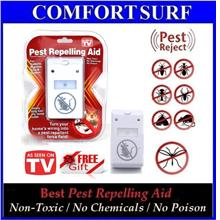 [RM10] Riddex Plus Electromagnetic Pest, Insect, Mosquitoes Repell
