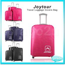 Joytour Travel Luggage Covers Back Anti-scratch & Waterproof