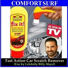Simoniz Fix it Pro Scratch Remover Pen & Polish Vehicles Car Motorcar