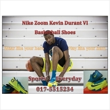 Nike Zoom KD VI Basketball Shoes (USA) Kasut Keranjang