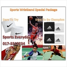Sports Wristband Special Package