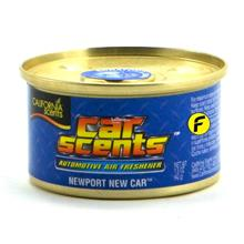 California Scents Newport New Car Car Air Freshener Made in USA