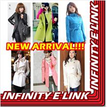 NEW ARRIVAL!! 100++ ITEMS ALL WOMEN FASHION COLLECTION JACKET & COAT