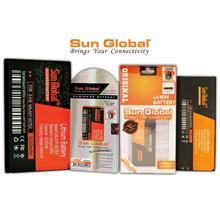 Sun Global Samsung Galaxy Note 1 2 3 High capacity Extended Battery