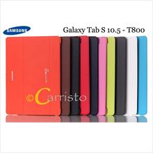 Samsung Galaxy TabS Tab S 8.4 10.5 T700 T800 Flip Cover Table Top Case