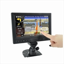 8 Inch LCD Touchscreen Monitor (AV, VGA, HDMI, Car Kit)