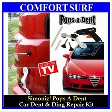Free Car Charger Given Simoniz Pops a Dent Car Dent & Ding Repair Kit