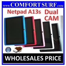 Netpad A23 Dual Core 1.5GHz Android 4.2.2 Tablet PC Q88 A13 Ainol ONDA
