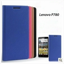 Clearance Lenovo P780 Flip Cover Leather Pouch Case Screen Protector