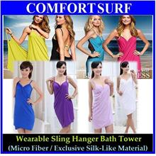 Offer! Multipurpose Wearable Magic Sling Hanger Bath Towel