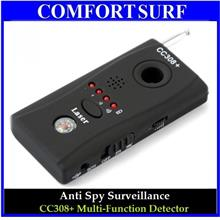 Offer!! CC308+ Spy Wireless Bug Hidden Cam RF Detector Camera Lens