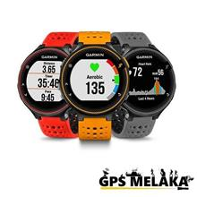 Garmin Forerunner 235 GPS Watch with Wrist-based Heart Rate (AECO set)