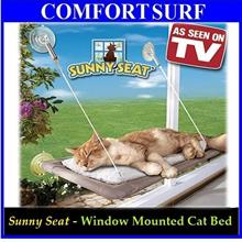 As Seen On TV - Window Mounted Cat Bed Sunny Seat