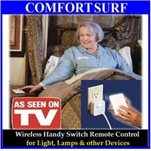 As Seen On TV Wireless Remote Control Handy Switch Lamp Lights