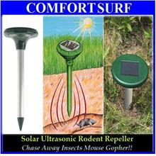 Offer! Ultrasonic Solar Power Mouse Snack Pest Insects Repeller