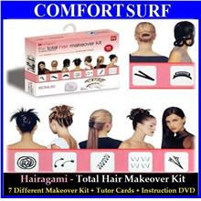 As Seen On TV Hairagami Total Hair Makeover Kit by Barbara Stachowski
