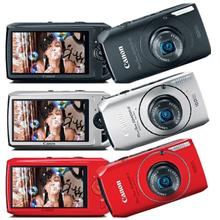 100% NEW Canon IXUS 300HS Digital Camera + Free Delivery Sabah & S'wak
