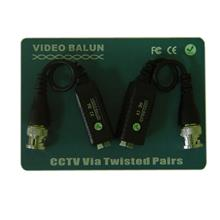 PNI - CCTV Camera Single Channel BNC Passive Video Balun 4 PAIRS