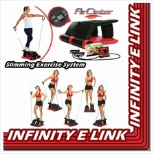 NEW ARRIVAL!! Air Climber - Fast & Effective Slimming Exercise System